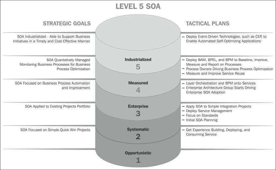 Oracle maturity assessment and roadmap - Oracle SOA Governance 11g
