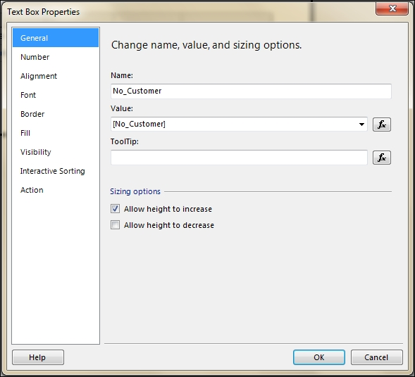 Creating a link from report to page - Microsoft Dynamics NAV 7