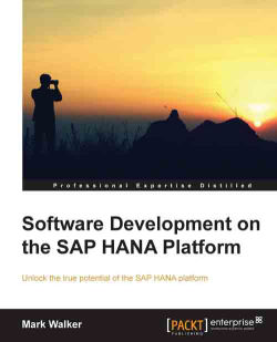 Software Development on the SAP HANA Platform