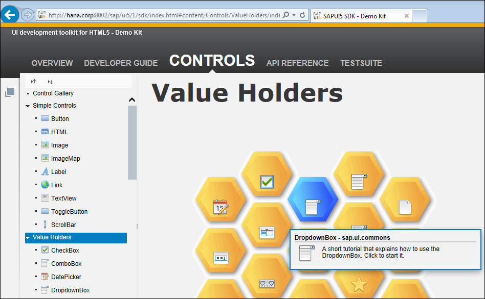 Developing user interfaces using SAPUI5 - Software Development on