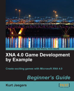 XNA 4.0 Game Development by Example: Beginner's Guide