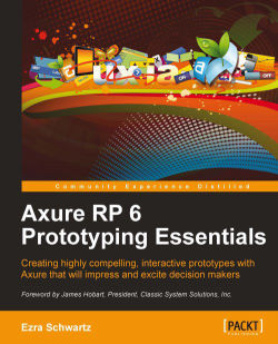 The Condition Builder - Axure RP 6 Prototyping Essentials