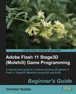 Adobe Flash 11 Stage3D (Molehill) Game Programming Beginners Guide