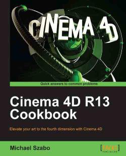 Cloth and Spline Dynamics: Clothesline - Cinema 4D R13 Cookbook