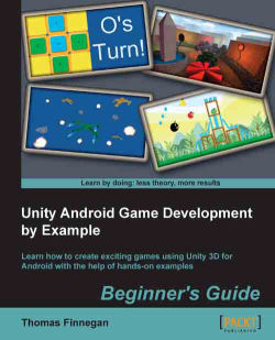 Tank import settings - Unity Android Game Development by