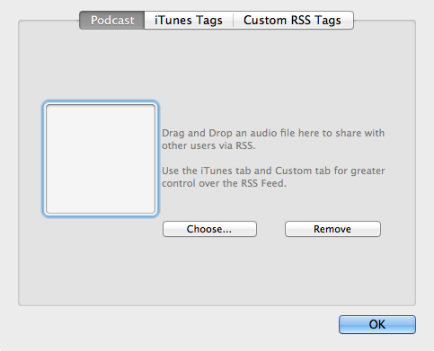Creating a podcast with RapidWeaver - RapidWeaver 5
