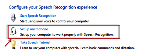 Using Kinect with your Windows PC speech recognition - Kinect for