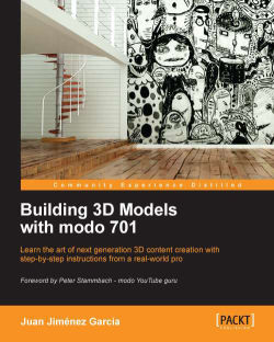 Working the render into Photoshop - Building 3D Models with