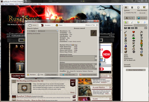 The best way to play RuneScape - Runescape Gold Strategy Guide