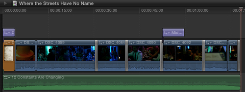 Importing iMovie projects - Final Cut Pro X Cookbook