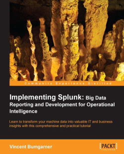 Using timechart to show values over time - Implementing Splunk: Big