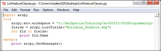 Using IDLE for Python script development - Programming