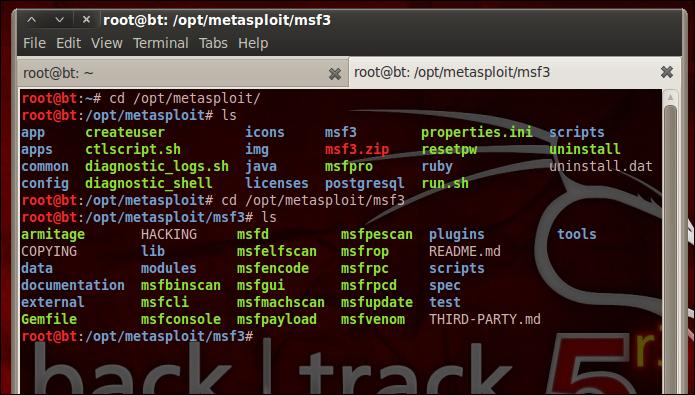Installation - Instant Metasploit Starter