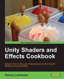 Modifying your Shaders for mobile - Unity Shaders and Effects Cookbook