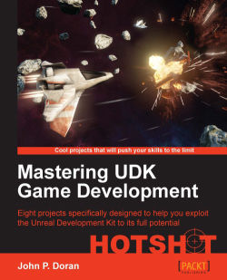 Mastering UDK Game Development HOTSHOT