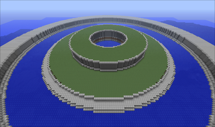 Futuristic city (Advanced) - Instant Minecraft Designs How-to