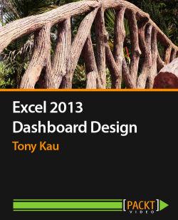 Excel 2013 Dashboard Design [Video]