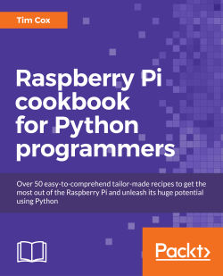 Using SPI to control an LED matrix - Raspberry Pi Cookbook for