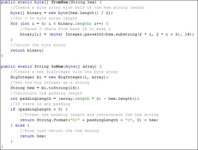 Adding salt to a hash (Intermediate) - Instant Java Password