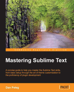 Overriding and maintaining key bindings - Mastering Sublime Text