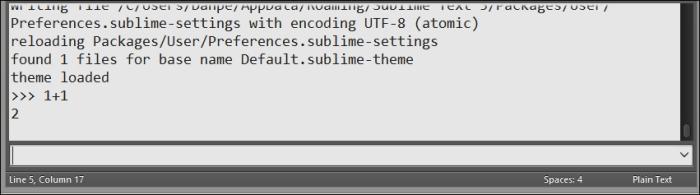 Running Sublime for the first time - Mastering Sublime Text
