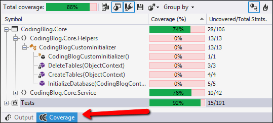 Analyzing code coverage with dotCover - ReSharper Essentials