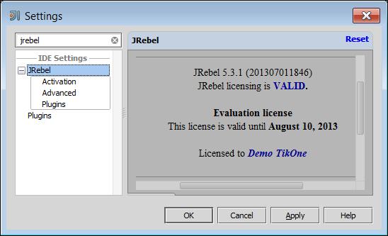 JRebel plugin for IDEs (Must know) - Instant JRebel