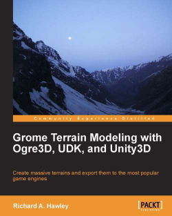 Water toolset - Grome Terrain Modeling with Ogre3D, UDK, and Unity3D