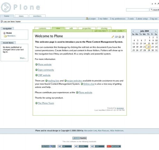 download free, software Plone Membership Tool